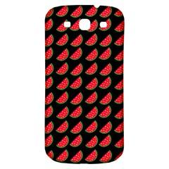 Watermelon Samsung Galaxy S3 S Iii Classic Hardshell Back Case