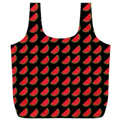 Watermelon Full Print Recycle Bags (L)