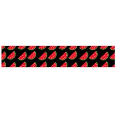 Watermelon Flano Scarf (Large)