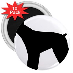 Giant Schnauzer Silo 3  Magnets (10 pack)