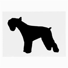 Giant Schnauzer Silo Large Glasses Cloth (2-Side)