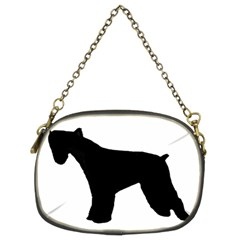 Giant Schnauzer Silo Chain Purses (Two Sides)