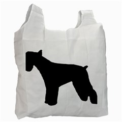 Giant Schnauzer Silo Recycle Bag (Two Side)