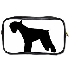 Giant Schnauzer Silo Toiletries Bags