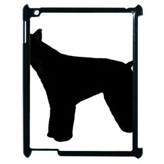 Giant Schnauzer Silo Apple iPad 2 Case (Black)