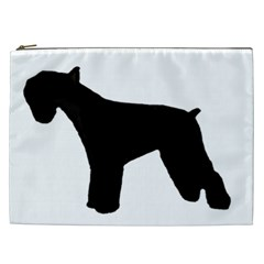 Giant Schnauzer Silo Cosmetic Bag (XXL)