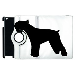 Giant Schnauzer Silo Apple iPad 2 Flip 360 Case