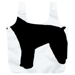 Giant Schnauzer Silo Full Print Recycle Bags (L)