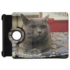 British Shorthair Grey Kindle Fire HD 7