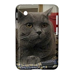 British Shorthair Grey Samsung Galaxy Tab 2 (7 ) P3100 Hardshell Case