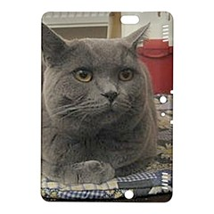 British Shorthair Grey Kindle Fire HDX 8.9  Hardshell Case