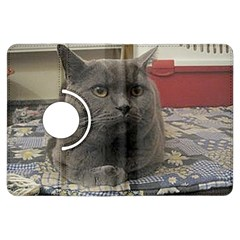 British Shorthair Grey Kindle Fire HDX Flip 360 Case