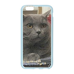 British Shorthair Grey Apple Seamless iPhone 6/6S Case (Color)