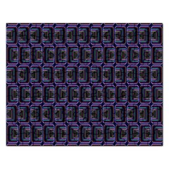 Psychedelic 70 S 1970 S Abstract Rectangular Jigsaw Puzzl