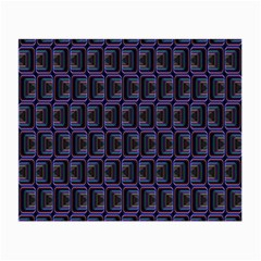 Psychedelic 70 S 1970 S Abstract Small Glasses Cloth (2-Side)