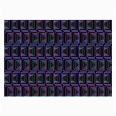 Psychedelic 70 S 1970 S Abstract Large Glasses Cloth (2-Side)