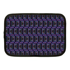Psychedelic 70 S 1970 S Abstract Netbook Case (Medium)