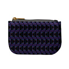 Psychedelic 70 S 1970 S Abstract Mini Coin Purses