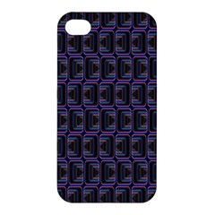 Psychedelic 70 S 1970 S Abstract Apple Iphone 4/4s Hardshell Case