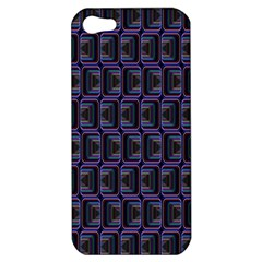 Psychedelic 70 S 1970 S Abstract Apple iPhone 5 Hardshell Case