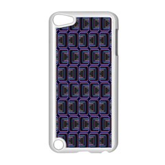 Psychedelic 70 S 1970 S Abstract Apple iPod Touch 5 Case (White)