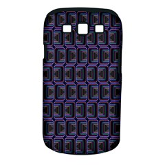 Psychedelic 70 S 1970 S Abstract Samsung Galaxy S III Classic Hardshell Case (PC+Silicone)