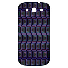 Psychedelic 70 S 1970 S Abstract Samsung Galaxy S3 S III Classic Hardshell Back Case
