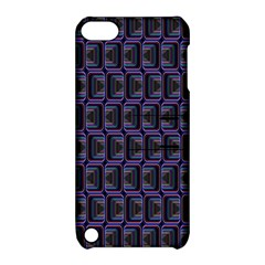 Psychedelic 70 S 1970 S Abstract Apple iPod Touch 5 Hardshell Case with Stand