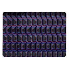 Psychedelic 70 S 1970 S Abstract Samsung Galaxy Tab 10 1  P7500 Flip Case