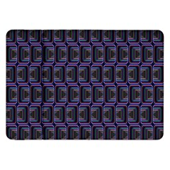Psychedelic 70 S 1970 S Abstract Samsung Galaxy Tab 8.9  P7300 Flip Case