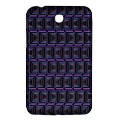 Psychedelic 70 S 1970 S Abstract Samsung Galaxy Tab 3 (7 ) P3200 Hardshell Case
