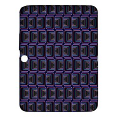 Psychedelic 70 S 1970 S Abstract Samsung Galaxy Tab 3 (10.1 ) P5200 Hardshell Case