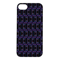 Psychedelic 70 S 1970 S Abstract Apple iPhone 5S/ SE Hardshell Case