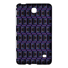 Psychedelic 70 S 1970 S Abstract Samsung Galaxy Tab 4 (7 ) Hardshell Case