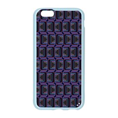 Psychedelic 70 S 1970 S Abstract Apple Seamless iPhone 6/6S Case (Color)