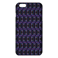 Psychedelic 70 S 1970 S Abstract iPhone 6 Plus/6S Plus TPU Case