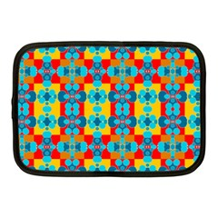 Pop Art Abstract Design Pattern Netbook Case (Medium)