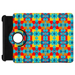 Pop Art Abstract Design Pattern Kindle Fire HD 7