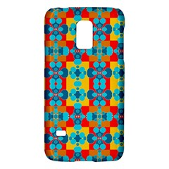 Pop Art Abstract Design Pattern Galaxy S5 Mini