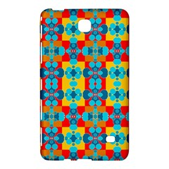 Pop Art Abstract Design Pattern Samsung Galaxy Tab 4 (8 ) Hardshell Case