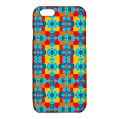 Pop Art Abstract Design Pattern iPhone 6/6S TPU Case