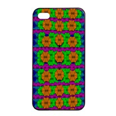 Gershwins Summertime Apple iPhone 4/4s Seamless Case (Black)
