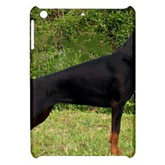 Doberman Pinscher Black Full Apple iPad Mini Hardshell Case