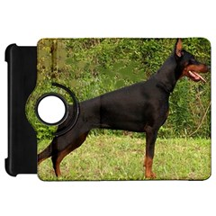 Doberman Pinscher Black Full Kindle Fire HD 7