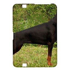 Doberman Pinscher Black Full Kindle Fire HD 8.9