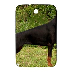 Doberman Pinscher Black Full Samsung Galaxy Note 8.0 N5100 Hardshell Case