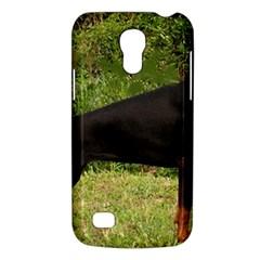 Doberman Pinscher Black Full Galaxy S4 Mini