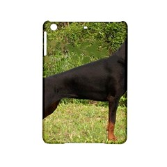 Doberman Pinscher Black Full iPad Mini 2 Hardshell Cases