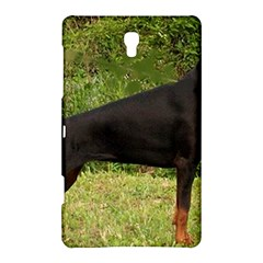 Doberman Pinscher Black Full Samsung Galaxy Tab S (8.4 ) Hardshell Case