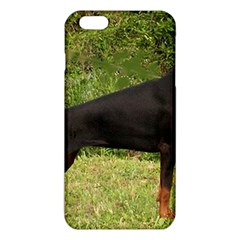 Doberman Pinscher Black Full iPhone 6 Plus/6S Plus TPU Case